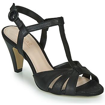 Schoenen Dames Sandalen / Open schoenen André JULIANNE Zwart