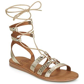 Schoenen Dames Sandalen / Open schoenen André BEA Goud