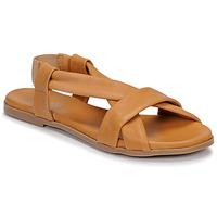 Schoenen Dames Sandalen / Open schoenen André BABACO  camel