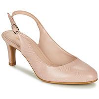 Schoenen Dames pumps André POMARETTE Nude