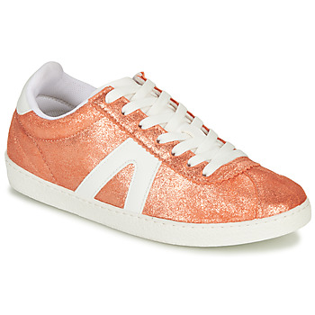 Schoenen Dames Lage sneakers André SPRINTER Roze