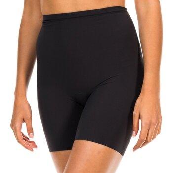 Textiel Dames Leggings Maidenform Culotte bande-mouleur Zwart