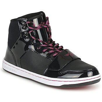 Schoenen Dames Hoge sneakers Creative Recreation W CESARIO Zwart