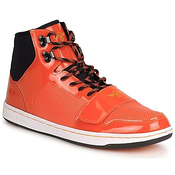 Schoenen Dames Hoge sneakers Creative Recreation W CESARIO Orange