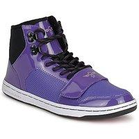 Schoenen Dames Hoge sneakers Creative Recreation W CESARIO Violet