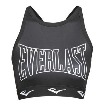 Textiel Dames Sport BHs Everlast DURAN Zwart / Wit