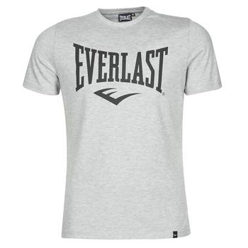 Textiel Heren T-shirts korte mouwen Everlast EVL LOUIS SS TS Grijs
