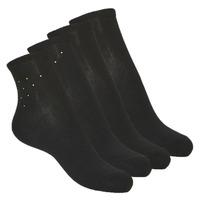Accessoires Dames Sokken André DARK Zwart