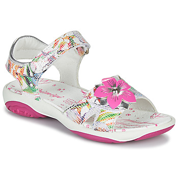 Schoenen Meisjes Sandalen / Open schoenen Primigi 5383500 Multicolour
