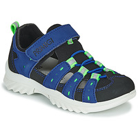 Schoenen Kinderen Outdoorsandalen Primigi  Blauw / Zwart