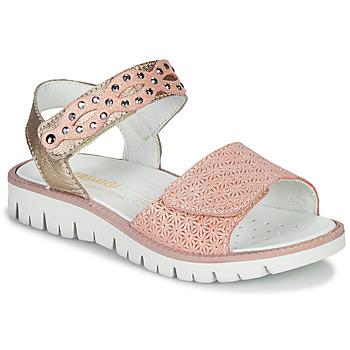Schoenen Meisjes Sandalen / Open schoenen Primigi 5386911 Roze