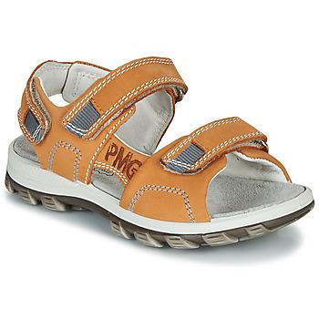 Schoenen Jongens Sandalen / Open schoenen Primigi 5391133 Orange