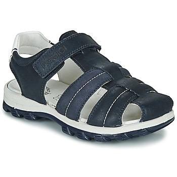 Schoenen Jongens Sandalen / Open schoenen Primigi  Marine