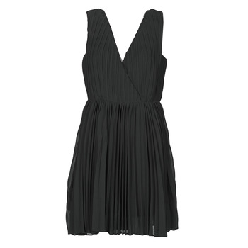 Textiel Dames Korte jurken Moony Mood MINIZIA Zwart