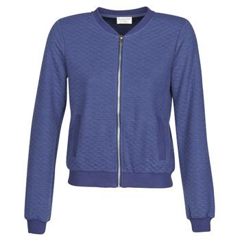 Textiel Dames Sweaters / Sweatshirts Moony Mood CHUCKY Marine