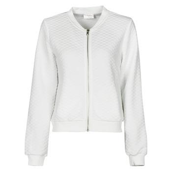 Textiel Dames Sweaters / Sweatshirts Moony Mood CHUCK Wit