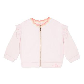 Textiel Meisjes Jasjes / Blazers Lili Gaufrette KALINIO Roze