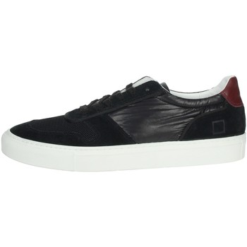 Schoenen Heren Lage sneakers Date E20-175 Black
