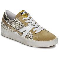 Schoenen Dames Lage sneakers Meline GERIE Goud