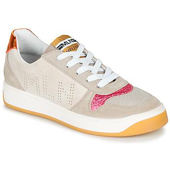 Schoenen Dames Lage sneakers Meline GEYSON Beige