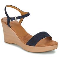 Schoenen Dames Sandalen / Open schoenen Unisa RITA Marine