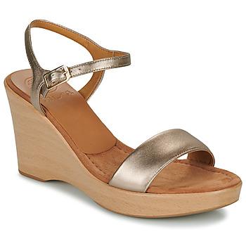 Schoenen Dames Sandalen / Open schoenen Unisa RITA Zilver
