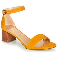 Schoenen Dames Sandalen / Open schoenen Unisa GELETE Geel