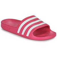 Schoenen Slippers adidas Originals ADILETTE AQUA Roze