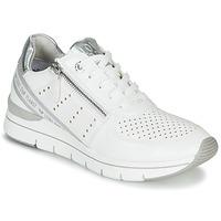 Schoenen Dames Lage sneakers Marco Tozzi 2-23723 Wit