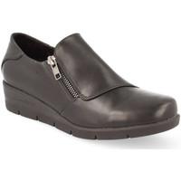 Schoenen Dames Mocassins Clowse 9F168B Negro