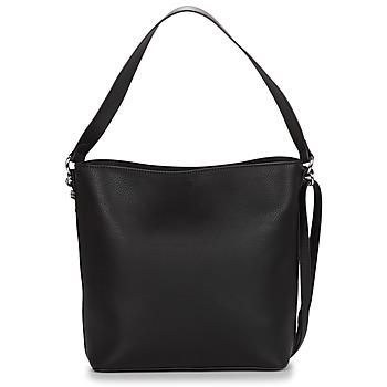 Tassen Dames Schoudertassen met riem Esprit NOOS_V_HOBOSHB Zwart