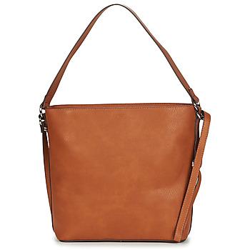 Tassen Dames Handtassen lang hengsel Esprit NOOS_V_HOBOSHB Brown