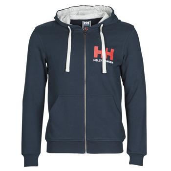 Textiel Heren Sweaters / Sweatshirts Helly Hansen HH LOGO Marine