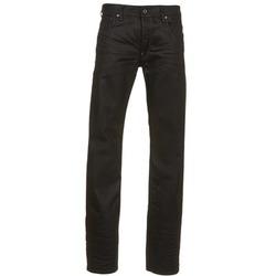 Textiel Heren Straight jeans G-Star Raw ATTAC STRAIGHT Zwart