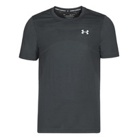 Textiel Heren T-shirts korte mouwen Under Armour SEAMLESS Zwart