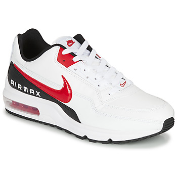 Schoenen Heren Lage sneakers Nike AIR MAX LTD 3 Wit / Zwart / Rood