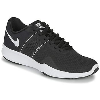 Schoenen Dames Allround Nike CITY TRAINER 2 Zwart / Wit