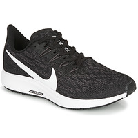 Schoenen Dames Running / trail Nike ZOOM PEGASUS 36 Zwart / Wit