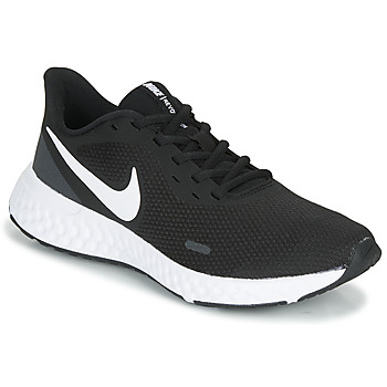 Schoenen Dames Running / trail Nike REVOLUTION 5 Zwart / Wit