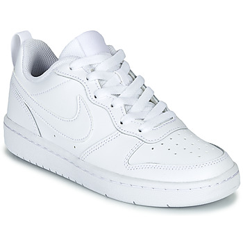 Schoenen Kinderen Lage sneakers Nike COURT BOROUGH LOW 2 GS Wit