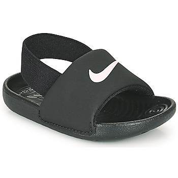 Schoenen Kinderen Slippers Nike KAWA TD Zwart