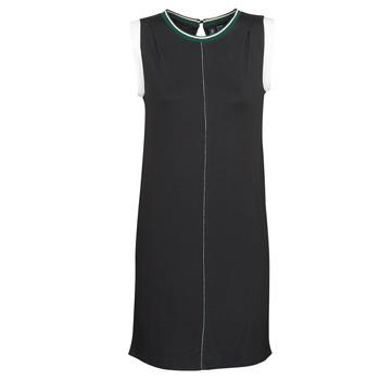 Textiel Dames Korte jurken Volcom IVOL 2 DRESS Zwart