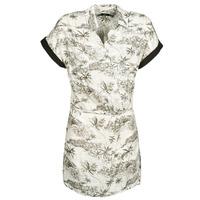 Textiel Dames Korte jurken Volcom VACAY ME SS DRESS Wit