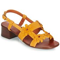 Schoenen Dames Sandalen / Open schoenen Chie Mihara QUESIA Geel