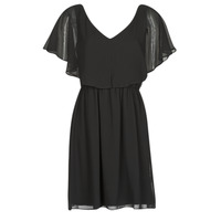 Textiel Dames Korte jurken Naf Naf LAZALE Zwart