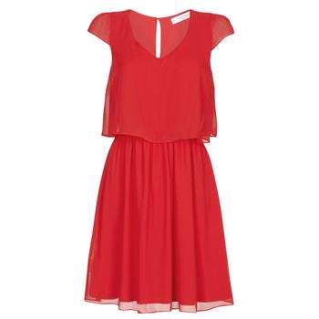 Textiel Dames Korte jurken Naf Naf NEW JOEY Rood