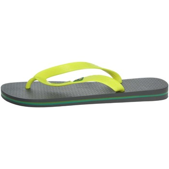 Schoenen Heren Slippers Ipanema 80415 Black/Green