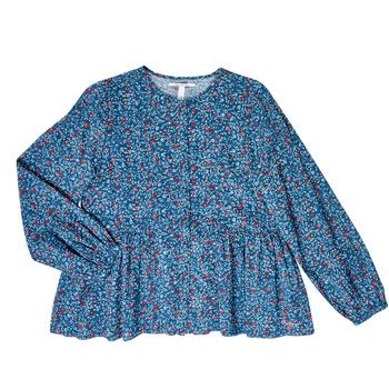 Textiel Meisjes Tops / Blousjes Pepe jeans ISA Blauw