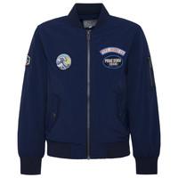 Textiel Jongens Wind jackets Pepe jeans HAWTHORN Marine