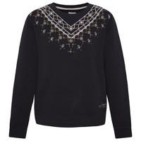 Textiel Meisjes Sweaters / Sweatshirts Pepe jeans EARLINE Zwart